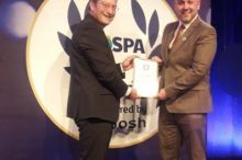 Markon presented with RoSPA Gold Award for Health and Safety Practices