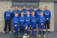 Leiths sponsors Cove Youth Football Club 2008 team