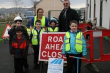 M&M provide road safety play equipment to School