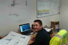 New Engineering Manager - Colin Bannerman
