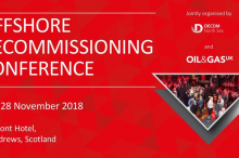 KPL Attending Offshore Decommissioning 2018