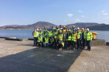 University of Aberdeen Visit Kishorn Port & Dry Dock