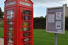 New Defibrillator for Old Lugton Phonebox