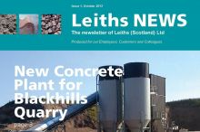 Leiths News is launched!