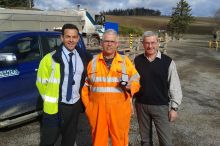 Another 'Institute of Quarrying 40 year Milestone' reached!!