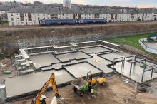 Leiths supply RIGAflow self-compacting concrete to Wm Donald