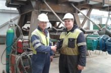 Apprenticeship continued with Leiths
