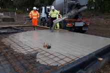 Leiths launch RIGAflow self-compacting flowing Concrete
