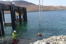 Skye Sconser Ferry Slipway Project