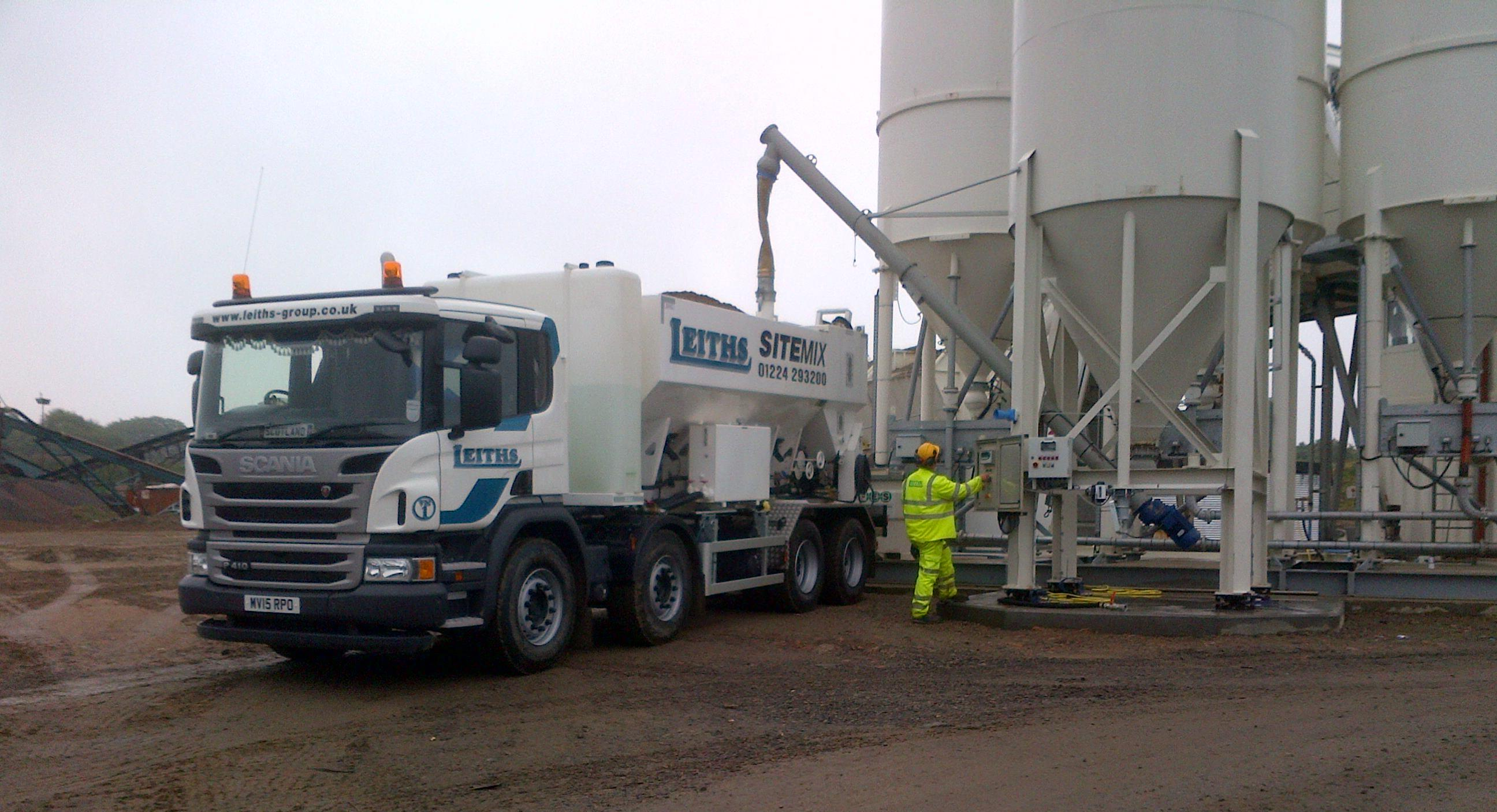 Leiths - Ready Mix Concrete